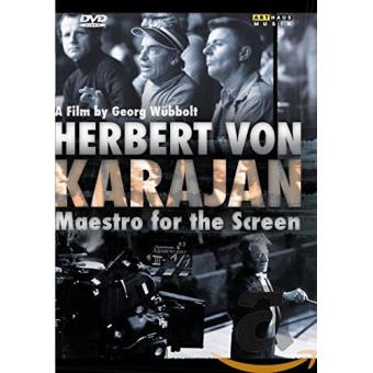 Herbert Von Karajan - Maestro For The Screen - DVD