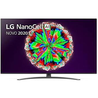 Smart TV LG UHD 4K NanoCell 49NANO816 124cm
