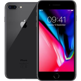Apple iPhone 8 Plus - 256GB - Cinzento Sideral