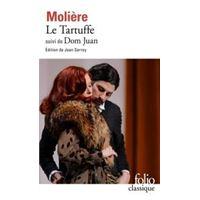 Le Tartuffe, Dom Juan et Le Misanthrope