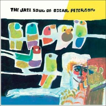 Jazz soul of oscar peterson (LP)