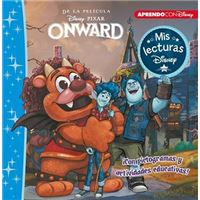 Onward-mis lecturas disney