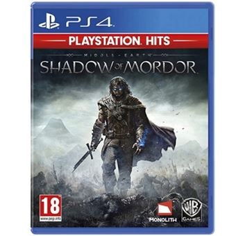 Midle-Earth: Shadow of Mordor - Playstation Hits - PS4