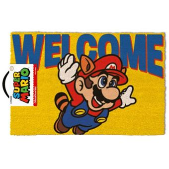 Tapete de Porta Super Mario: Welcome - GAMING - Objecto derivado ...