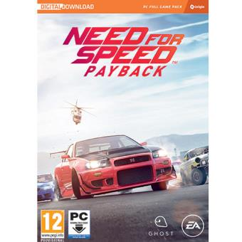 Need for Speed Payback PC (Digital Code)
