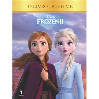 Frozen 2: Livro do Filme