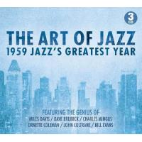 The Art Of Jazz | 1959 Jazz's Greatest Year (3CD)