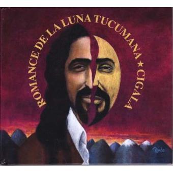 Romance da la Luna Tucumana (CD+Livro)