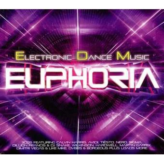 EDM Euphoria 2014 (3CD)