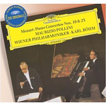 Mozart   Piano Concertos Nos.19 & 23