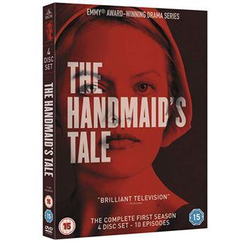 The Handmaid's Tale: Season 1 - 4 DVD Importação
