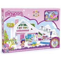 PinyPon Casinha na Neve