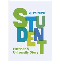 Student Planner and University Diary 2019-2020