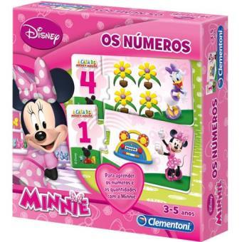 Minnie Números