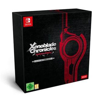 Xenoblade Chronicles: Definitive Edition (Edição Especial Colecionador) - NTS