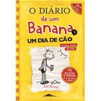 O Diário de um Banana - Livro 4: Um Dia de Cão