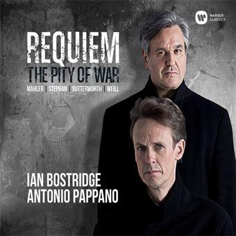 Requiem: The Pity of War - CD