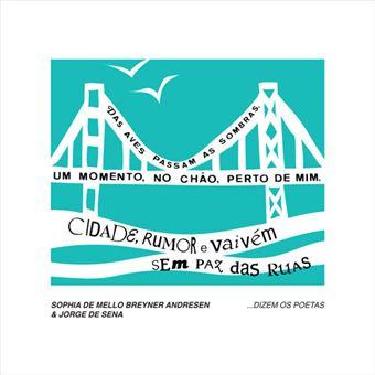 Sophia de Mello Breyner Andresen & Jorge de Sena: Dizem os Poetas Vol 5 - CD