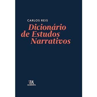 Dicionário de Estudos Narrativos - Edição Cartonada