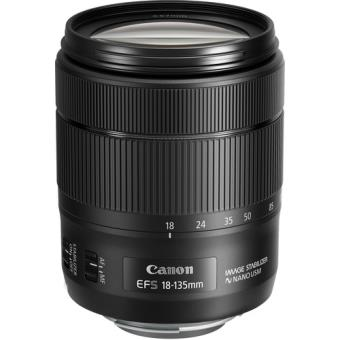 Canon Objetiva EF-S 18-135mm f/3.5-5.6 IS USM