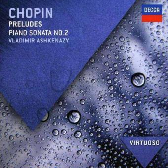 Chopin | Preludes & Piano Sonata nº 2