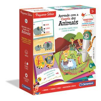Caneta Interativa - Animais