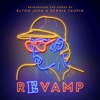 Revamp: Reimagining The Songs of Elton John & Bernie Taupin - CD