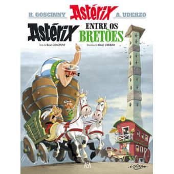 Astérix Entre os Bretões