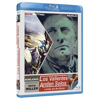 Los Valientes Andan Solos - Blu-ray