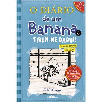 O Diário de um Banana - Livro 6: Tirem-me Daqui!