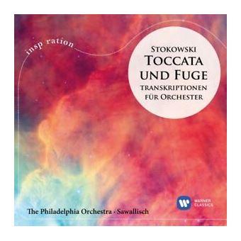 Toccata & Fugue - CD