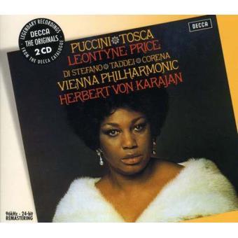 Puccini: Tosca (2CD)