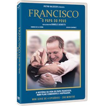 Francisco - O Papa do Povo (DVD)