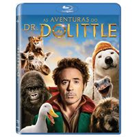 As Aventuras do Dr. Dolittle - Blu-ray