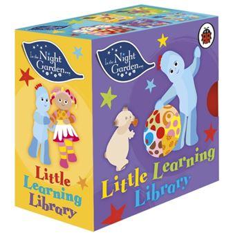 In the night garden: little learnin