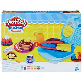 Play-Doh Pequenos Almoços Divertidos - Hasbro