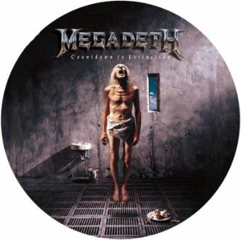 Countdown To Extinction (Limited Edition) (Picture Disc)