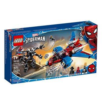 LEGO Marvel Super Heroes 76150 Spiderjet vs. Venom Mech