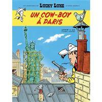 Les Aventures de Lucky Luke d'Après Morris - Livre 8: Un Cow-Boy à Paris