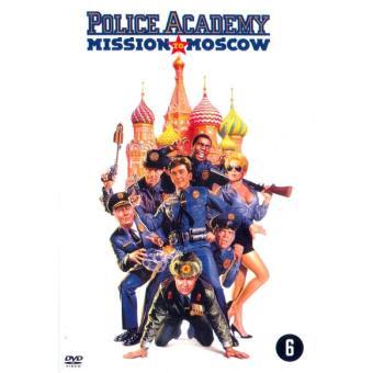 Academia de Policia 7 - Missão em Moscovo