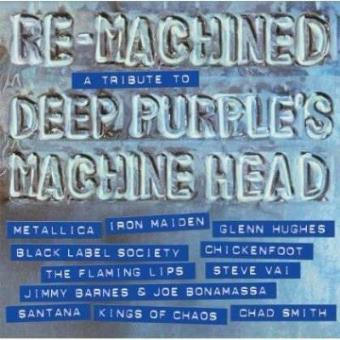 Re-Machined: A Tribute To Deep Purple's Machine Head (Limited Edition Purple Vinyl)