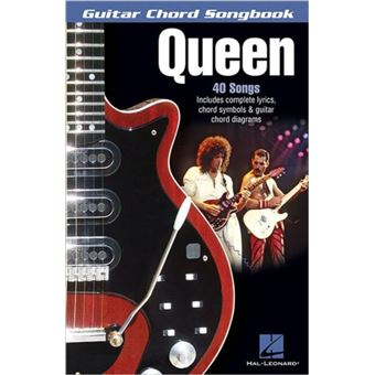 Guitar Chord Songbook - Queen