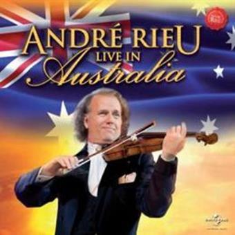 Live In Australia (2CD)
