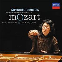 Mozart: Piano Concertos Nos. 20 & 27 - CD