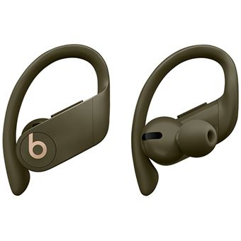 Auriculares Bluetooth True Wireless Beats Powerbeats Pro Totally Wireless - Verde Musgo