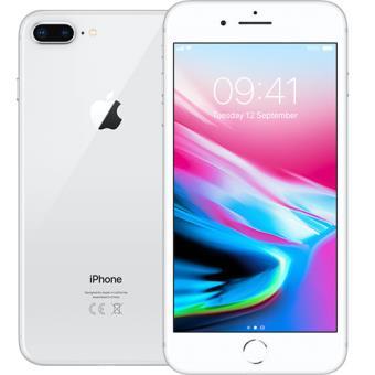 Apple iPhone 8 Plus - 256GB - Prateado