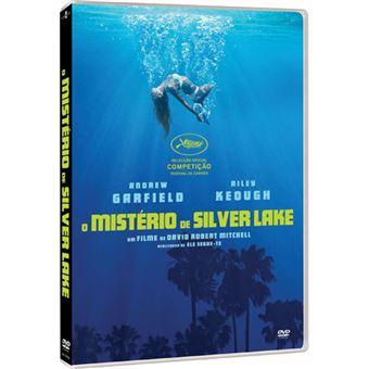 O Mistério de Silver Lake - DVD