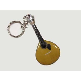Fado | Porta-Chaves Mini-Guitarra Portuguesa