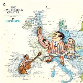 Dave brubeck in europe (LP)