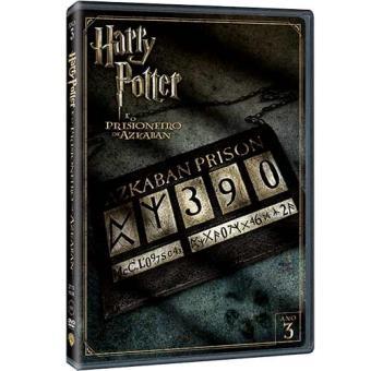 Harry Potter e o Prisioneiro de Azkaban - Edição Especial